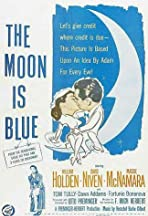 The Moon Is Blue