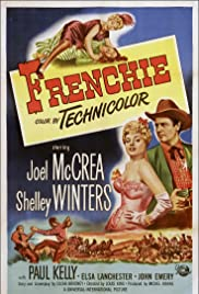 Frenchie (1950) Poster - Movie Forum, Cast, Reviews