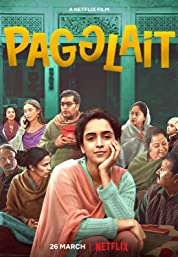 Pagglait (2021) poster