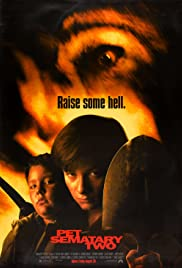 Pet Sematary II (1992) Poster - Movie Forum, Cast, Reviews