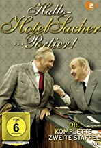 Hallo - Hotel Sacher... Portier!