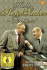 Hallo - Hotel Sacher... Portier! Poster