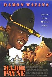 Major Payne(1995) Poster - Movie Forum, Cast, Reviews