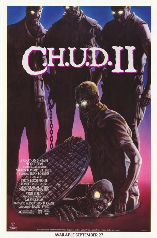 Image C.H.U.D. II: Bud the Chud Watch Full Movie Free Online