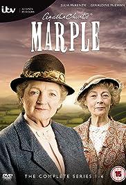 Agatha Christie's Marple Poster
