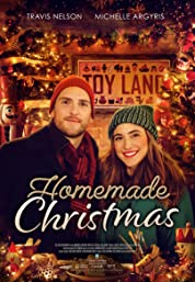 Homemade Christmas (2020) poster