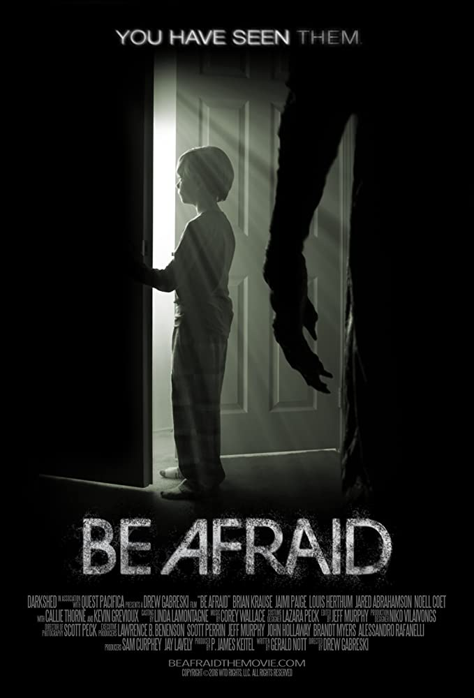 Be Afraid (2017) Online Subtitrat