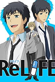 ReLIFE Poster - TV Show Forum, Cast, Reviews
