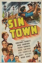 Sin Town Poster