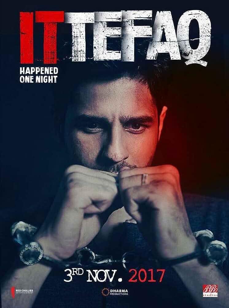 Ittefaq 2017 Hindi 720p Pre-DVDRip full movie watch online freee download at movies365.org
