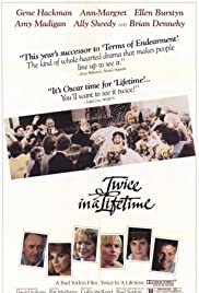 Twice in a Lifetime (1985) Poster - Movie Forum, Cast, Reviews