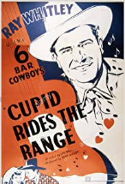 Cupid Rides the Range Poster