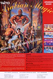 Arabian Magic Poster