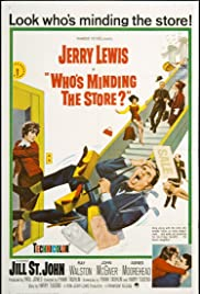 Who's Minding the Store? (1963) Poster - Movie Forum, Cast, Reviews