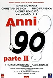 Anni 90 - Parte II Poster