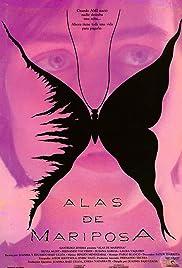 Alas de mariposa Poster