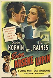 Enter Arsene Lupin Poster