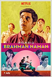Brahman Naman (2016) Poster - Movie Forum, Cast, Reviews