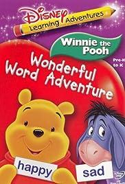 Winnie the Pooh: Wonderful Word Adventure Poster