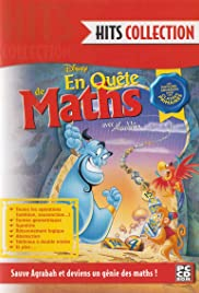 Disney's Math Quest with Aladdin Poster