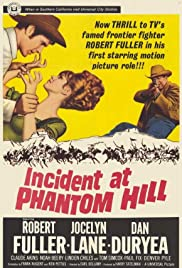 Incident at Phantom Hill (1966) Poster - Movie Forum, Cast, Reviews