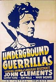 Underground Guerrillas Poster