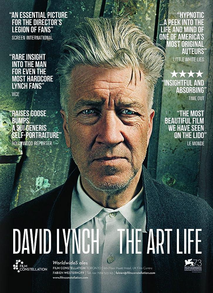David Lynch: The Art Life 2016 HDRip x264 300MB