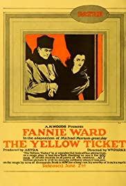 The Yellow Ticket Poster