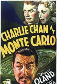 Charlie Chan at Monte Carlo(1937) Poster - Movie Forum, Cast, Reviews