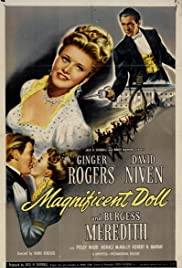 Magnificent Doll(1946) Poster - Movie Forum, Cast, Reviews