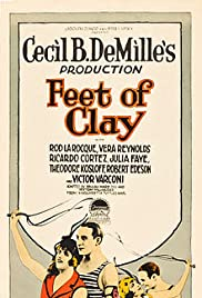 Feet of Clay Poster