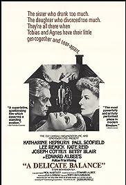 A Delicate Balance(1973) Poster - Movie Forum, Cast, Reviews