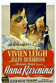 Anna Karenina(1948) Poster - Movie Forum, Cast, Reviews