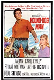 Hound-Dog Man Poster