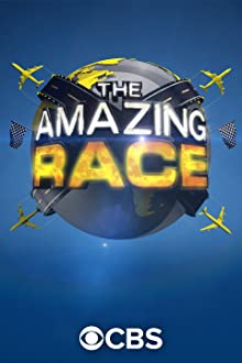 Poster The Amazing Race
