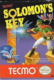 Solomon's Key Poster