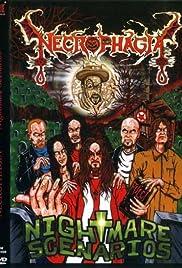 Necrophagia: Nightmare Scenerios Poster