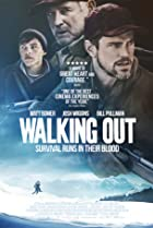 Walking Out (2017) Poster
