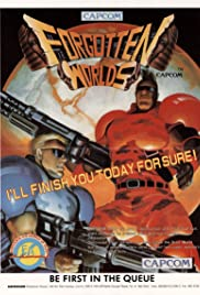 Forgotten Worlds Poster