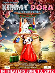 Kimmy Dora and the Temple of Kiyeme poster