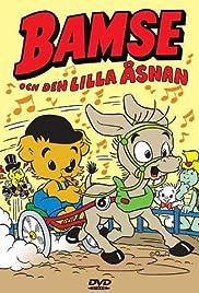 Bamse och den lilla åsnan Poster