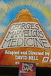 George's Marvellous Medicine: Grandma Gets the Medicine Poster