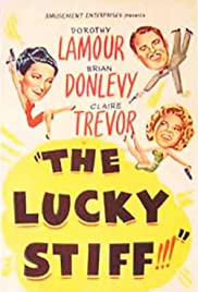The Lucky Stiff Poster