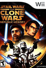 Star Wars: The Clone Wars - Republic Heroes Poster