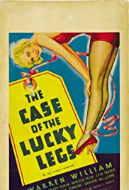 The Case of the Lucky Legs (1935) Poster - Movie Forum, Cast, Reviews
