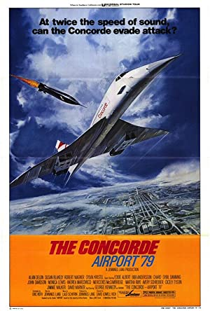 The Concorde... Airport '79 poster