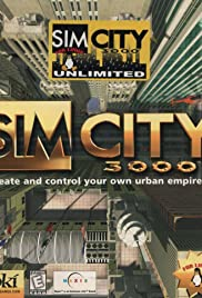 SimCity 3000: Unlimited Poster