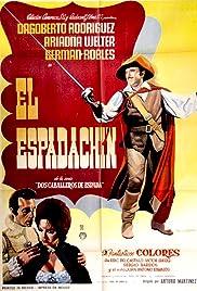 Dos caballeros de espada Poster