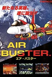 Air Buster: Trouble Specialty Raid Unit Poster