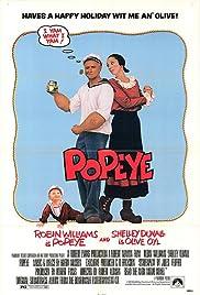 Popeye(1980) Poster - Movie Forum, Cast, Reviews
